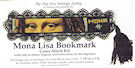 Mona Lisa Bookmark